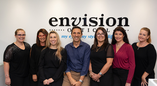 Envision Optical Burleigh Waters Location