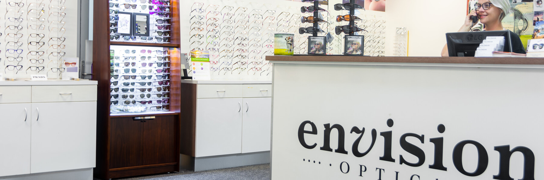 Envision Optical Front Office 2
